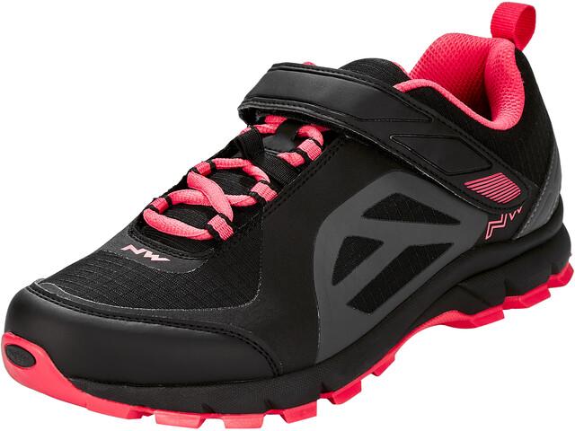 Northwave Escape Evo Shoes Women, negro/rosa